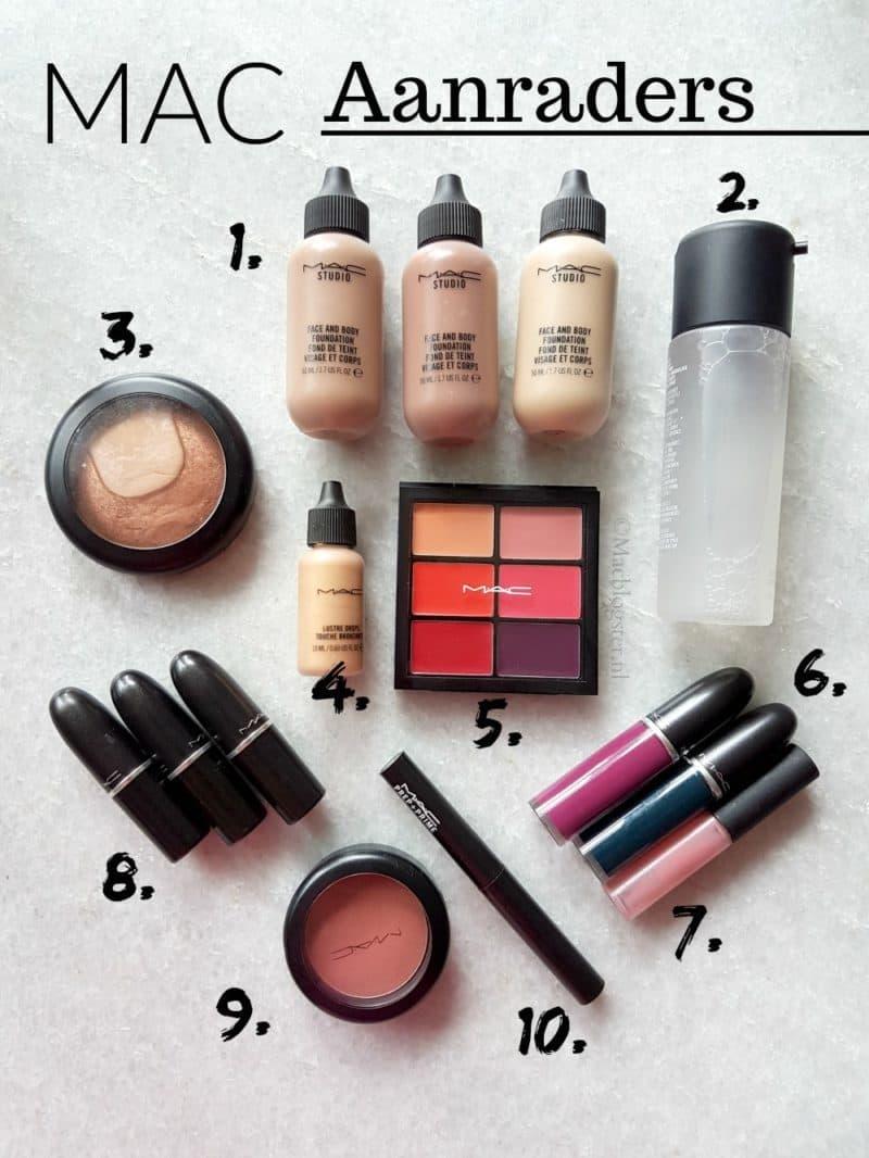 MAC Make-up Alert: Steeds Vaker Korting Bij MAC Cosmetics