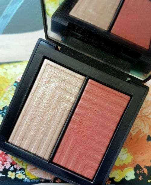 Orgasme waardig? NARS Frenzy Dual Intensity Blush