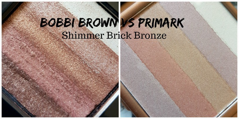 Primark vs Bobbi Brown: Battle of the Shimmer Brick