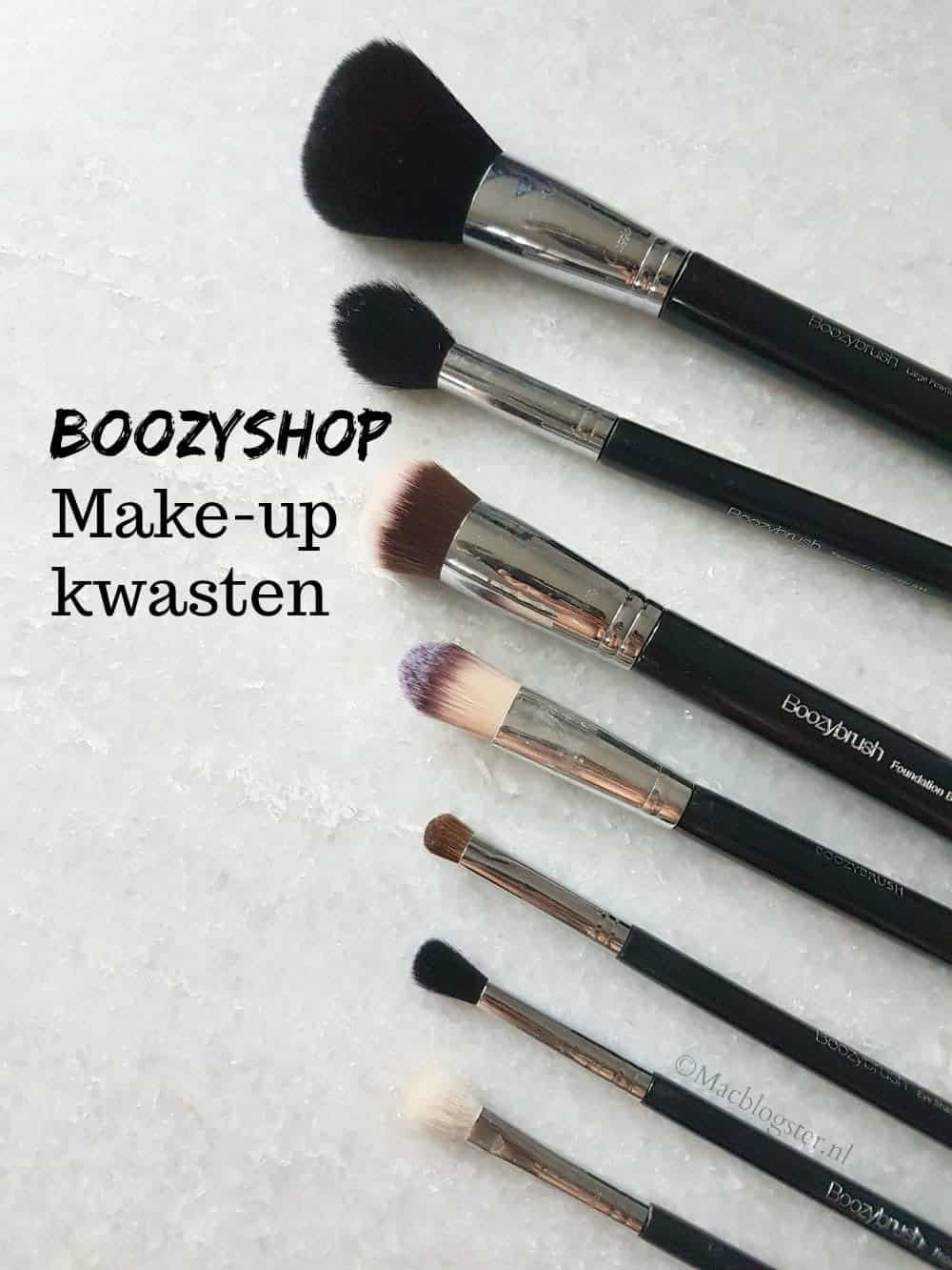 Budget Beauty Tip: BoozyShop Make-up Kwasten
