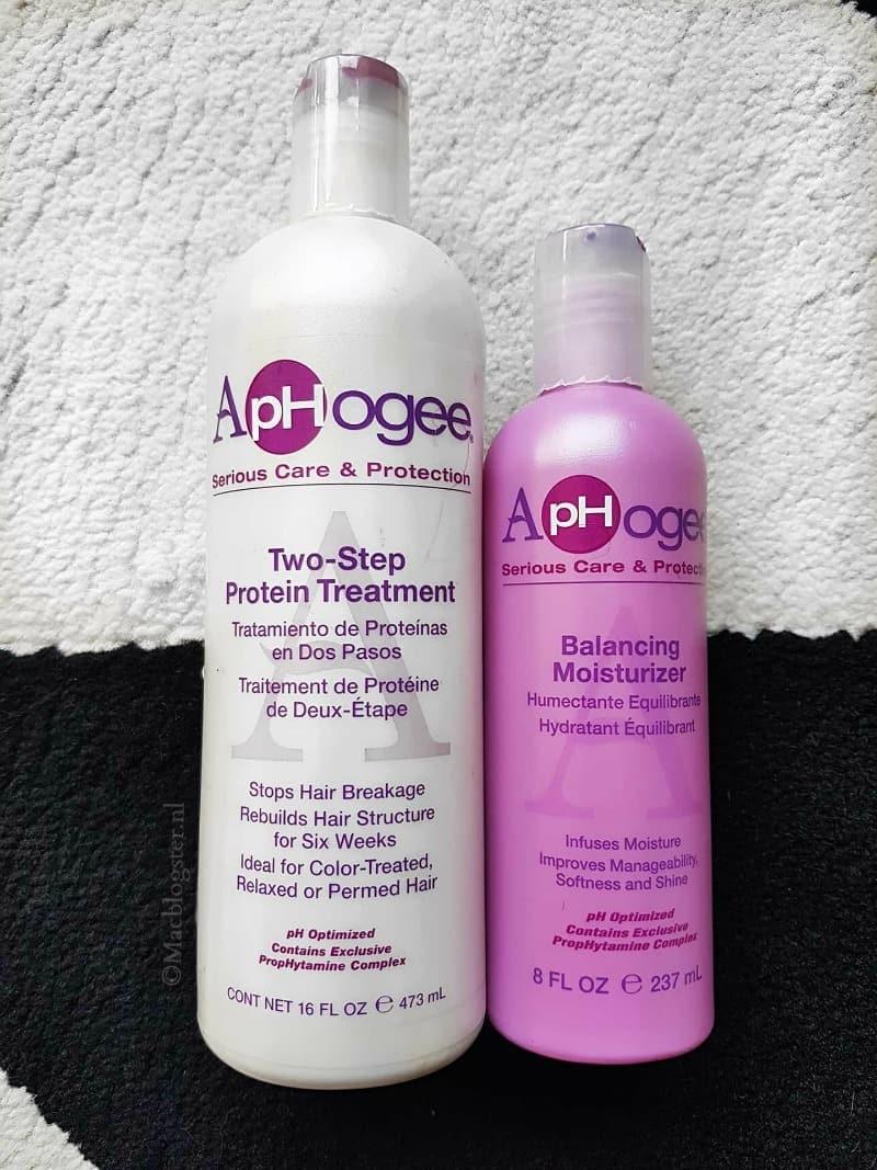 Dit redt je haar van de dood: Aphoghee 2 Step Protein Treatment