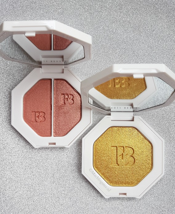 Fenty Beauty review - incl make-up swatches