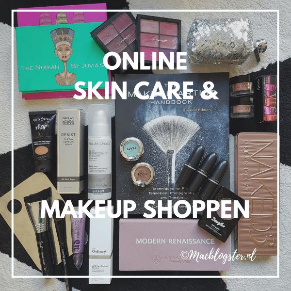 Online Skin care & Make-up Shoppen