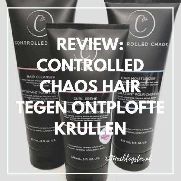 Review: Controlled Chaos Hair tegen ontplofte krullen