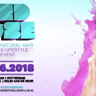 Winactie: Maak kans op 2 kaarten voor Natural Hair event Locked & Loose 2018!