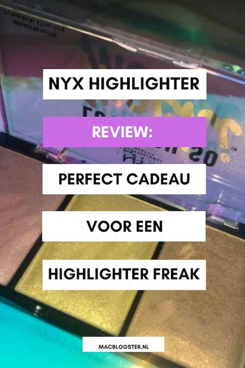 NYX Mochi highlighter: het perfecte cadeau voor een highlighter freak