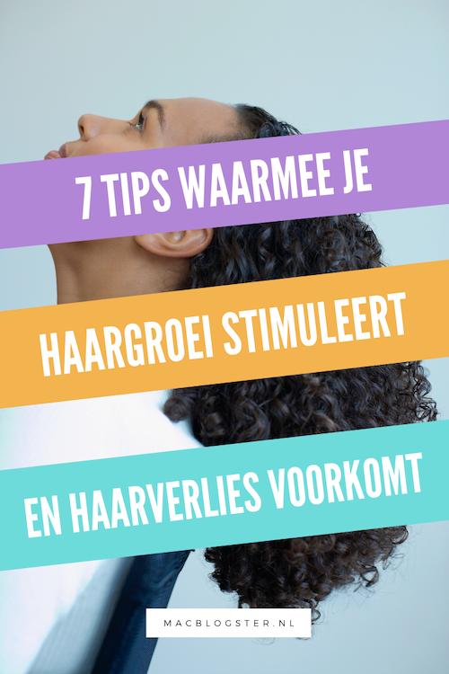 Veel haaruitval? 7 tips waarmee je haargroei stimuleert