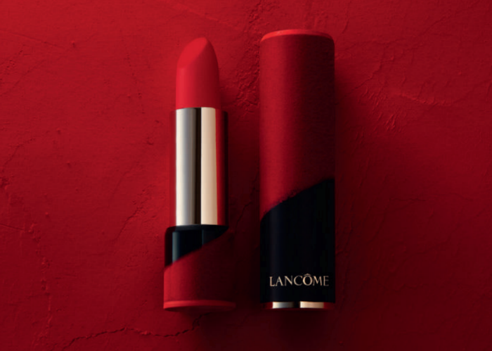 Lancome lippenstift to die for: Ultra Matte finish