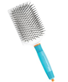 Moroccanoil Ionic + Ceramic Thermic Paddle Brush Image