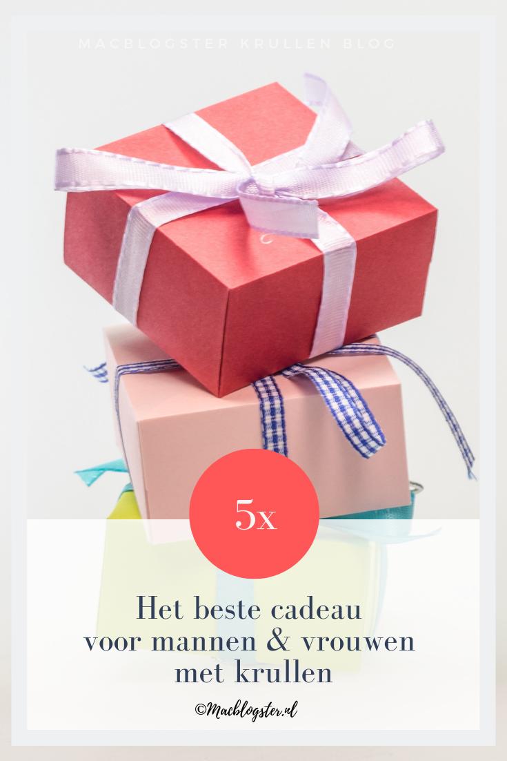 beste cadeau voor mannen & vrouwen met krullen