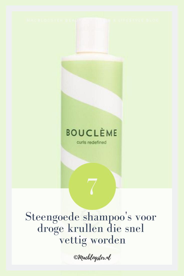 Dit zijn de beste shampoo's voor krullen die snel vettig worden