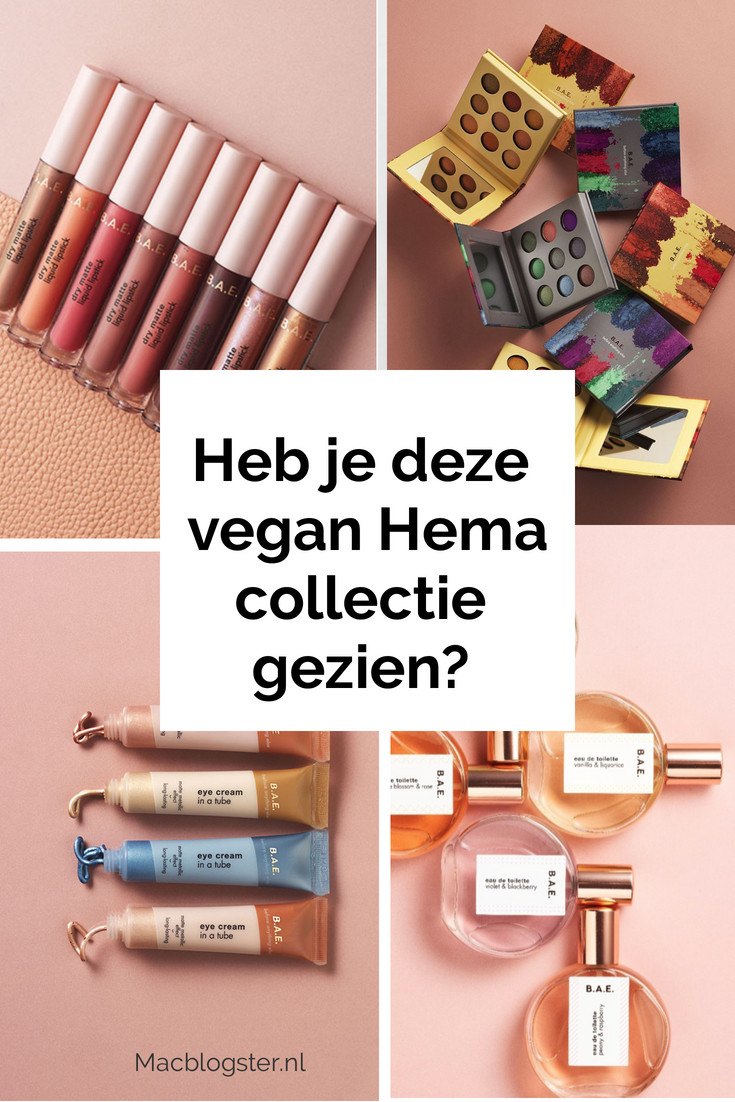 vegan beauty collectie