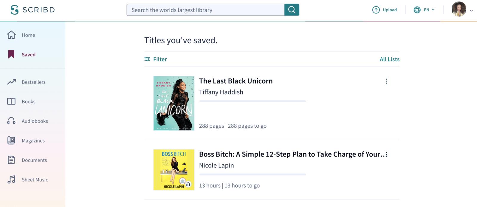 Heb jij 's werelds grootste online bibliotheek al ontdekt? Duizenden luisterboeken en online boeken lezen