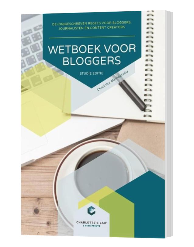 blog beginnen: lees wetboek voor bloggers