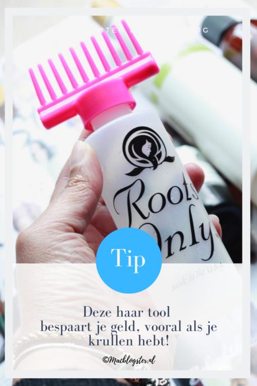 Deze haar tool bespaart je geld: Roots Only Applicator!