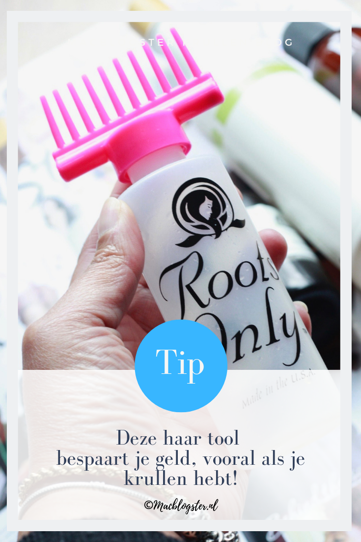 Roots Only Applicator bespaart je geld