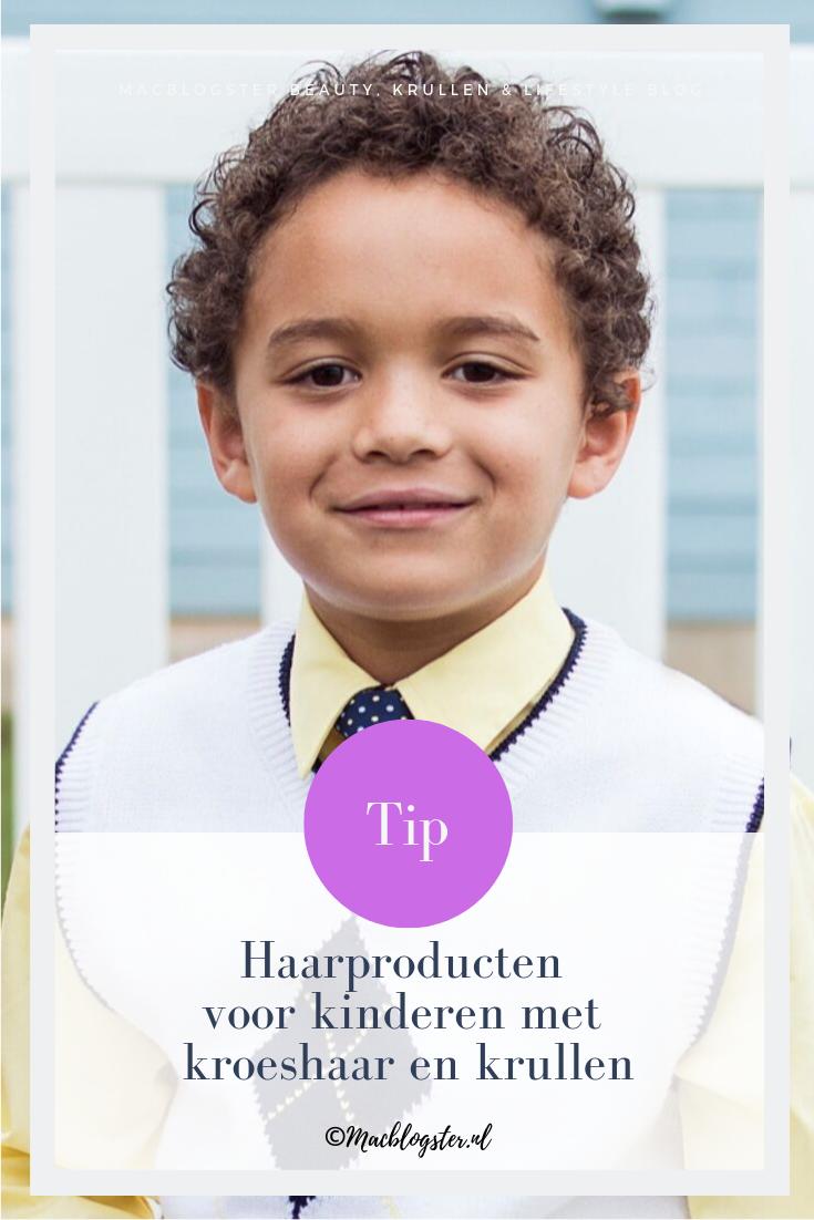 Haarproducten voor kinderen met kroeshaar en krullen