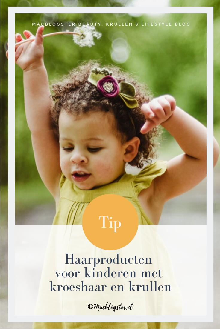 Haarproducten voor kinderen met kroeshaar
