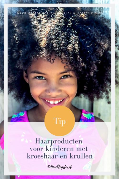 Haarproducten voor kinderen met kroeshaar en krullen – ook jongens