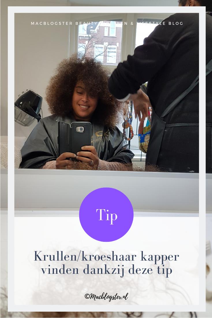 Krullen kapper vinden dankzij deze tip