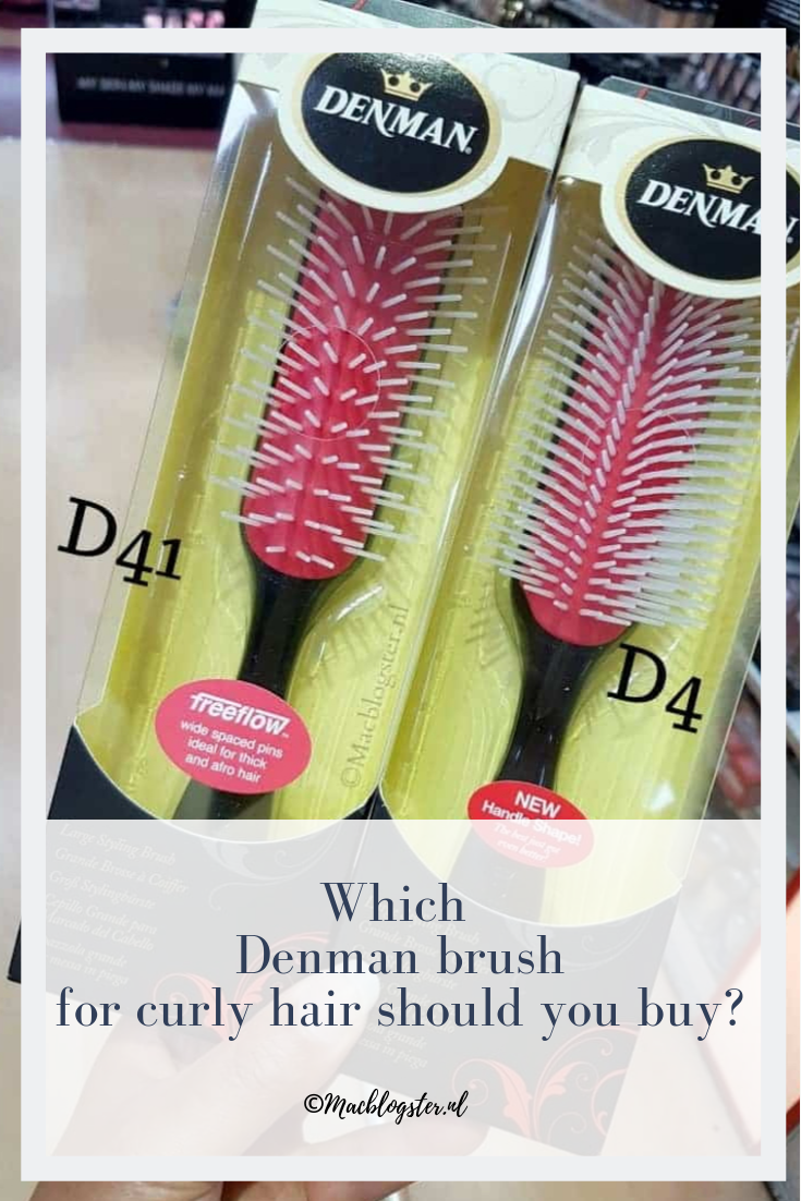 Which Denman brush for curly hair should you buy?
