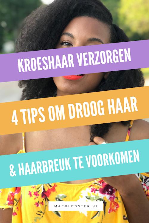 4 tips om kroeshaar te verzorgen