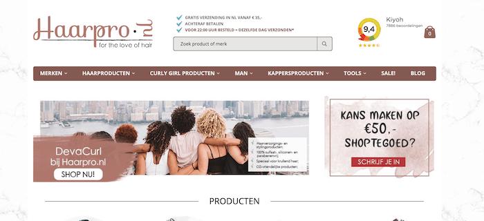 Tip: 9 webshops & producten voor krullend haar (ook CG vriendelijk)