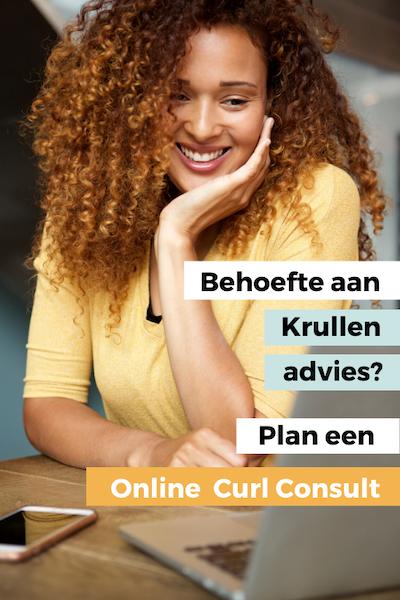 Krullen consult: vragen stellen