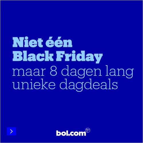 Bol.com Black Friday Deals 2021