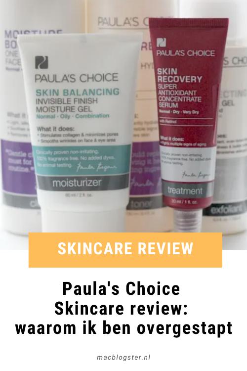 Paula's Choice review: waarom ik ben overgestapt