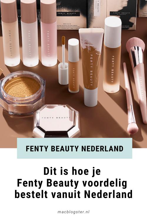 Dit is hoe je Fenty Beauty voordelig bestelt in Nederland