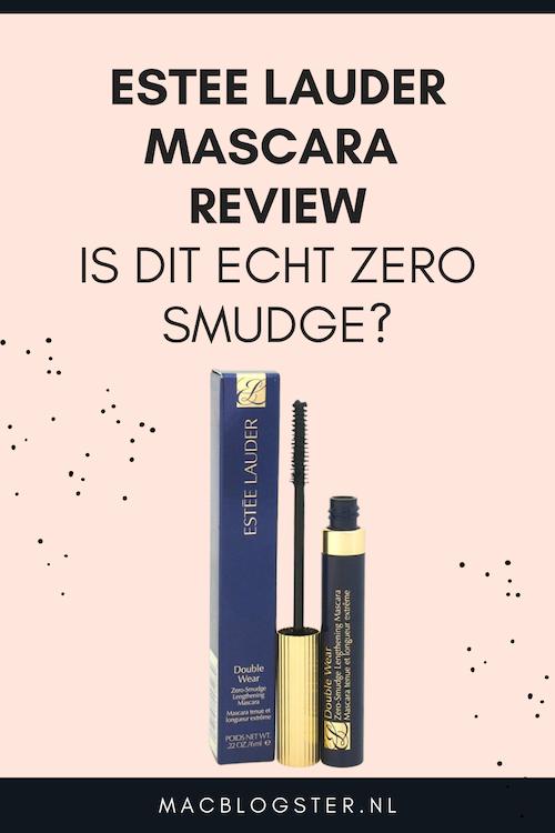 Estee Lauder Double Wear Mascara review: Zero smudge?