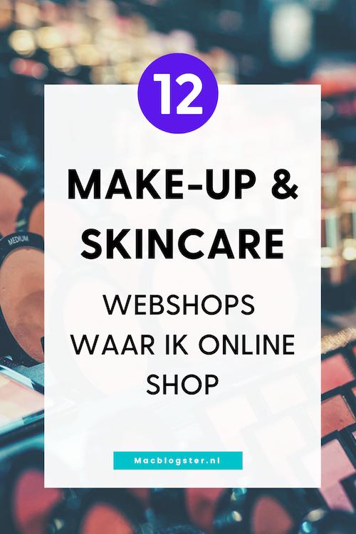 12 Skincare & Make-up webshops waar ik online shop