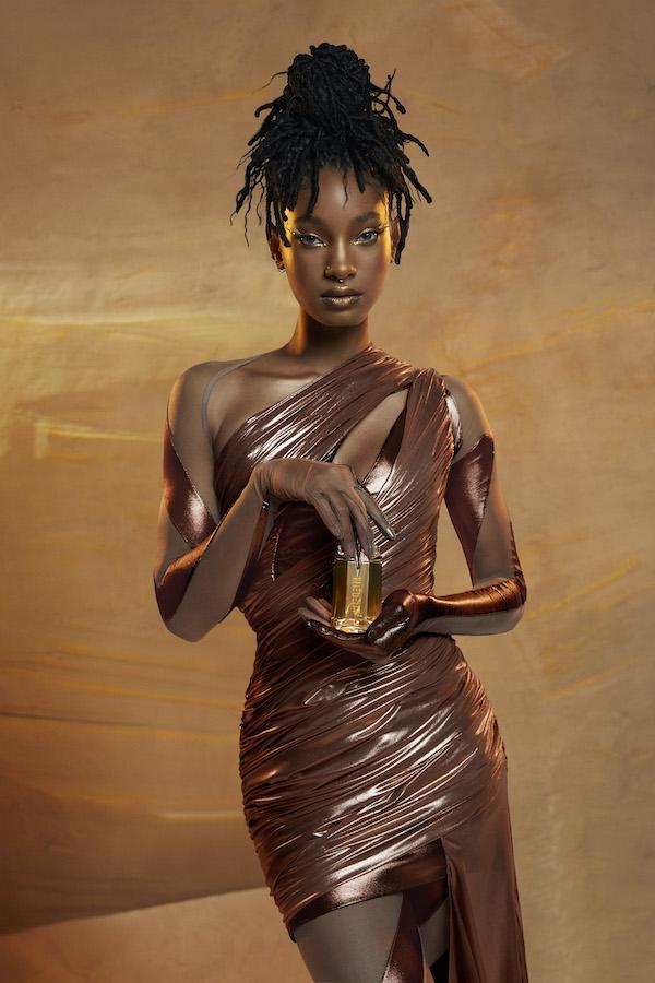 Alien Goddess: Willow Smith gezicht nieuwe Mugler parfum