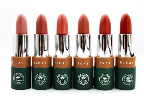 PHB Ethical Beauty lipstick die je met een gerust hart op je lippen kunt smeren