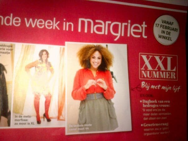 Macblogster in Margriet
